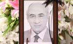 درگذشت دکتر سیدجمال سادات گوشه اولین جراح دست میکروسکوپی ایران( 1394 ش)