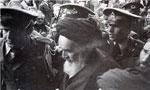 امام خمینی در فرودگاه مهرآباد سخنانی ایراد نموده و متذکر شدند:(1357ش)