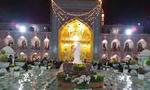 در ساعت17/30، تظاهراتی در مشهد در صحن مطهر امام رضا(ع)بر پا شدوحدود 32 نفربه دست مأموران دستگیر شدند.(1357ش)
