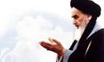 آیت الله خمینی به مناسبت عید فطر برای مردم ایران پیامی فرستادند.(1357ش)