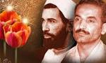 """انفجار دفتر نخست وزيري توسط منافقين و شهادت مظلومانه """"رجايي"""" و """"باهنر"""" (1360 ش)"""