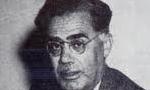استاد عبدالرحمن فرامرزی مدیر روزنامه کیهان و نماینده ادوار گذشته که از نویسندگان معروف بود درگذشت(1351ش)
