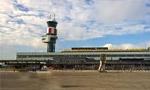 دكتر مصدق نخست وزير به اتفاق همراهان خويش با طياره هلندي براي حضور در ديوان لاهه از فرودگاه مهرآباد عزيمت نمود.(1331 ش)