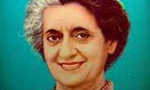 ایندیرا گاندی نخست وزیر هند برای یک دیدار پنج روزه وارد تهران شد(1353ش)