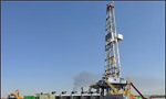 چاه گاز 47 آغاجاری پس از 12 روز فوران آتش گرفت(1354ش)