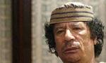 سرهنگ قزافی رهبر لیبی در کنفرانس غیرمتعهدها در کلمبو شدیداً به شاه ایران حمله کرد (1355ش)