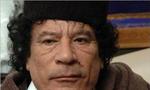 سرهنگ معمرالقذافی رهبر لیبی تندتر از سایر دولتهای عرب به ایران تاخت و به شاه ایران هشدار کرد که بزودی انتقام گرفته خواهد شد(1350ش)