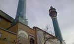 تعداد پنج نسخه اعلامیه تحت عنوان «ایران کوره آتش سوزی...» بر روی دیوار مسجد قبا در تهران نصب شد(1357ش)