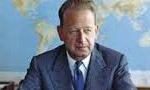 هامر شولد دبيرکل سازمان ملل متحد وارد تهران شد. (1334 ش)