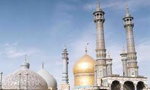 در ساعت 14، اعلامیه هایی درباره قیام 19 دی از سوی افراد ناشناس در خیابان های اطراف حرم حضرت معصومه (س) توزیع گرید.(1356ش)