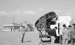در فرودگاه مهرآباد دستگاه (ناکس ميل) نصب شد.(1340 ش)