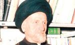 """رحلت عالم مجاهد و اندیشمند فرزانه آیت اللَّه """"سید عبدالرضا حسینی شهرستانی"""" (1376 ش)"""