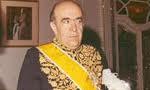 هویدا در یک میتینگ انتخاباتی گفت: برای خائنین در داخل و خارج کشور جائی نیست؟(1350ش)