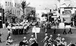 تظاهرات در میدان ژاله تهران، مشهد، شوشتر، قزوین، قم، اردبیل و آبادان خونین شد(1357ش)