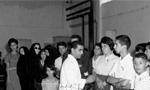مقدمات تأسيس کارخانه شير پاستوريزه در تهران فراهم شد. (1333 ش)