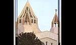 کلیسای سنت سرکیس در خیابان کریمخان زند با شرکت رهبران ارامنه جهان افتتاح شد(1352ش)