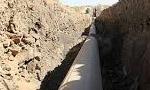 ساختمان خط لوله انتقال مواد نفتي از تهران به قزوين پايان يافت. (1339 ش)