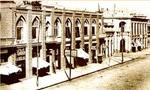 بازار مهران در خیابان لاله زار آتش گرفت و سی مغازه به سرعت سوخت و بقیه خسارت دیدند.(1349ش)