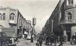 در حریق خیابان لاله زار چهارده مغازه و خانه سوخت(1349ش)