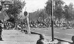 مردم تهران به پاس خونهائی که در حوادث اخیر در میدان ژاله به زمین ریخته شد نام میدان را (میدان شهدا) تغییر دادند(1357ش)