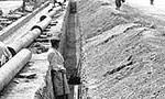 تأسیسات آب لوله کشی آبادان گشایش یافت. (1344 ش)