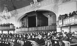 عده ای از نمایندگان مجلس شورای ملی از عضویت حزب رستاخیز کناره گیری کردند(1357ش)