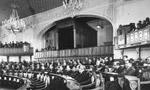 در جلسه علني مجلس مدافعين و مخالفين جمهوري سخنراني كردند.  30 طرح قانوني ذيل تقديم مجلس شوراي ملي گرديد:  (1302ش)