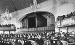 مجلس ششم قبل از ظهر طي مراسمي افتتاح گرديد.(1305 ش)