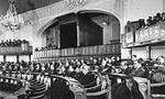 انتخابات رئيس مجلس چهاردهم شوراي ملي تجديد شد. (1323 ش)