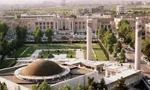 مسجد دانشگاه تهران طی مراسم باشکوهی افتتاح گردید.(1345 ش)