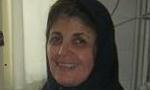 درگذشت دکتر مینا ایزدیار بنیانگذار انجمن تالاسمی و رئیس سابق انجمن تالاسمی(1392ش)