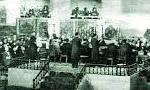 ساعت ده بامداد امروز مجلس مؤسسان در كاخ دادگستري افتتاح شد. (1328 ش)