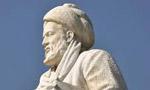طي مراسم ويژهاي از مجسمه ابوعلي سينا در همدان پردهبرداري شد.(1333 ش)