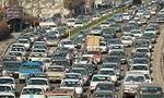 تعداد وسائط نقلیه در تهران به مرز پانصد هزار رسید(1351ش)