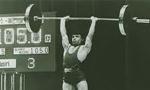 محمد نصیری وزنه بردار ایرانی در یک مسابقه 7 رکورد ایران، آسیا و جهان را شکست(1352ش)