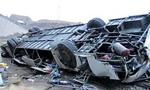 در سقوط اتوبوس مسافربری به رودخانه مینودشت پنجاه نفر کشته شدند(1352ش)