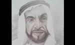شیخ راشد بن سلطان آل نهیان رئیس حکومت امارات متحده عربی در رأس یک هیئت عالی رتبه مرکب از 4 وزیر و عده ای از مقامات مهم آن کشور وارد تهران شد(1356ش)