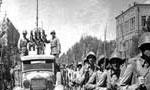 قوای روس شهر ساوه را به تصرف خود درآورد. کمیته دفاع ملی از قم به اصفهان حرکت نمود (1294ش)