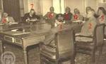 مجلس سنا طی دو جلسه برنامه دولت جدید را مورد بررسی قرار دادند(1356ش)