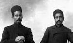 حاج مخبرالسلطنه والی جدید آذربایجان از اروپا وارد تبریز شد. از طرف ستارخان و باقرخان و سایر مجاهدین و مشروطه خواهان استقبال باشکوهی از وی به عمل آمد.(1288ش)