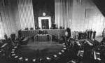 تعدادی از سناتورهای مجلس سنا علیه قیام مردم تبریز صحبت کردند.(1356ش)