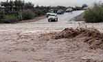 سیل در خراسان شهرهای قوچان، شیروان، بجنورد و دره گز را ویران کرد و خسارات زیادی به بارآورد(1355ش)