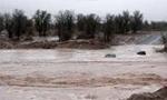 در آذربایجان و خراسان و کرمانشاهان در اثر بارندگیهای متوالی سیل جاری شد(1349ش)
