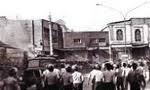 در تظاهرات تبریز یک دانشجو به شهادت رسید و بازار تبریز تعطیل شد(1357ش)