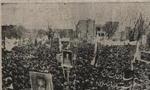 مهمترین و بزرگترین تظاهرات خیابانی در چند سال اخیر در تبریز به وقوع پیوست(1356ش)