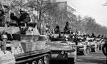 رادیو کلن خبر داد: یکانهای نیرومند نظامی به تهران منتقل شدند. (1357ش)