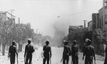 ساعت شش بامداد امروز اولین اعلامیه حکومت نظامی و برقراری آن در یازده شهر توسط رادیو به اطلاع مردم رسید.(1357ش)