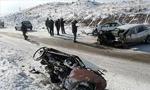 پزشک قانونی اعلام کرد در سال گذشته 1322 نفر در تهران در اثر تصادف با اتومبیل کشته شده اند(1355ش)