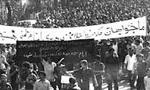 در ساعت 11، تظاهراتی در قم از سوی حدود صد نفر از دانشجویان برپا گردید؛ همچنین تظاهرات دیگری از سوی طلاب در مقابل مدرسه خان برپا شد ودر نهایت تظاهر کنندگان با دخالت مأموران متفرق شدند.(1356ش)
