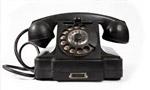 تلفن هاي چهارشماره اي تهران به پنج شماره اي تبديل شد و ده هزار شماره تلفن جديد به كار افتاد.(1329 ش)
